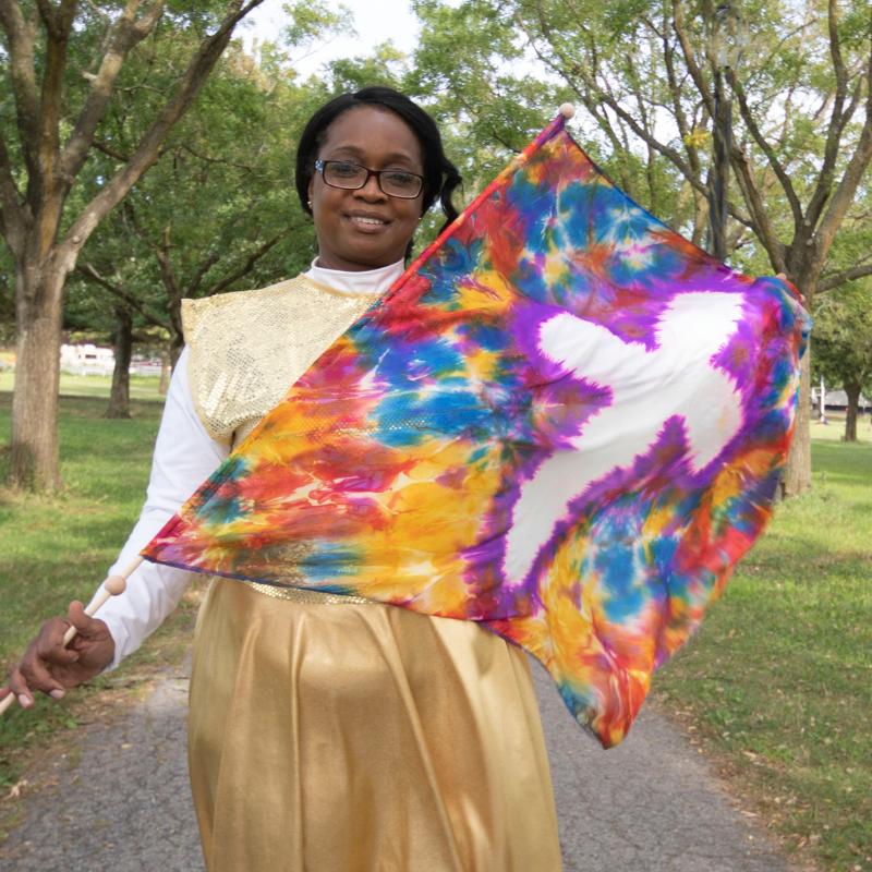 Patricia Dyer Praise Dance
